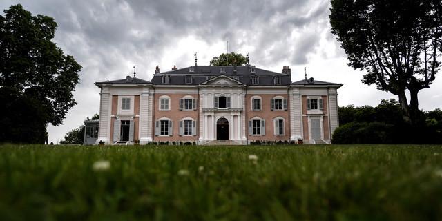 Le château de Voltaire, à Ferney 000_1510
