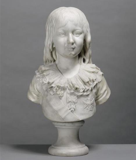 Madame de Tourzel, le corps et la sépulture de Louis XVII 01-00711