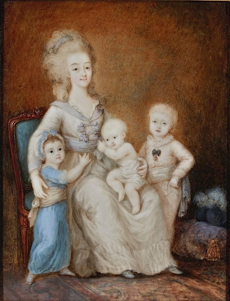 Marie-Thérèse de Savoie, comtesse d'Artois - Page 4 037l1811