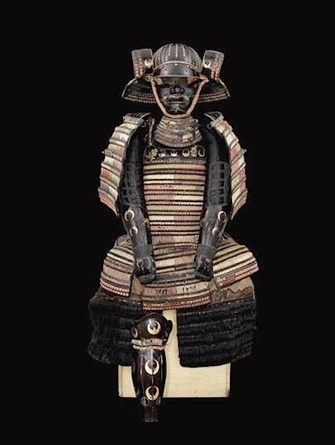 Daimyos, les seigneurs de la guerre au Japon - Exposition au Musée Guimet 06-50310