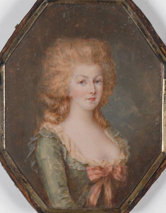 Les cheveux de Marie-Antoinette - Page 2 0b830f10