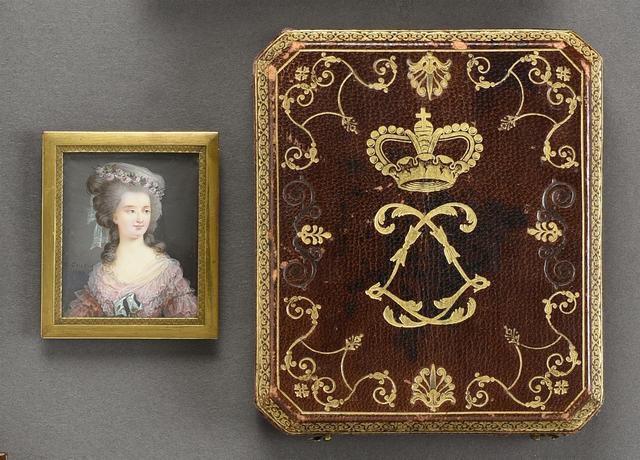 Portraits de la princesse de Lamballe - Page 9 10221810