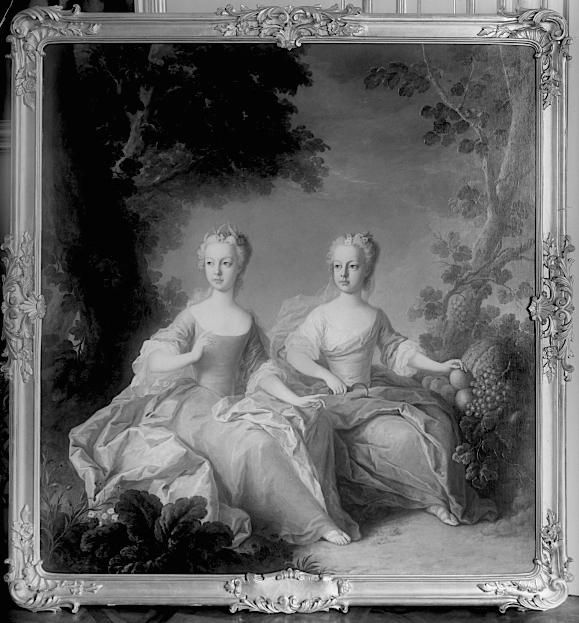 Portraits de l'archiduchesse Marie-Josèphe 10310310