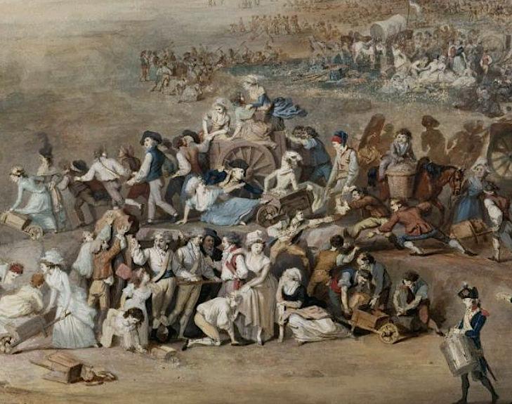 fédération - La Fête de la Fédération (14 juillet 1790)  118