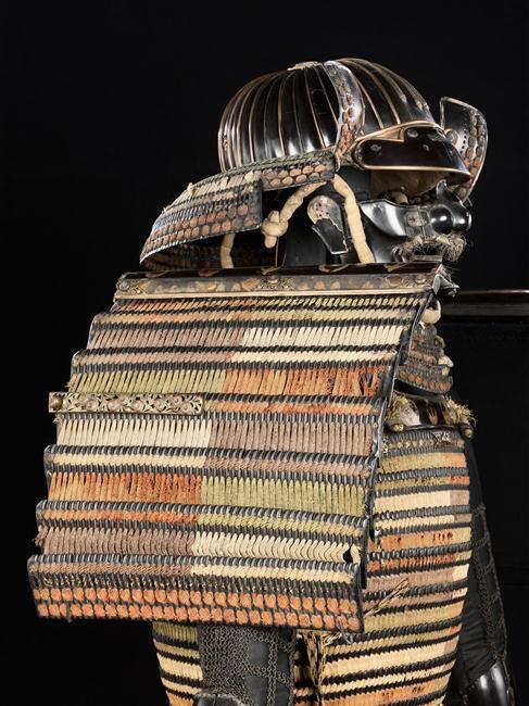 Daimyos, les seigneurs de la guerre au Japon - Exposition au Musée Guimet 12-52311