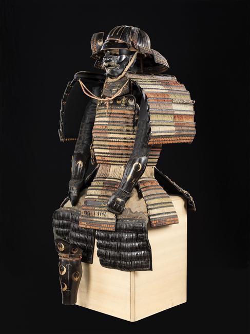 Daimyos, les seigneurs de la guerre au Japon - Exposition au Musée Guimet 12-52313