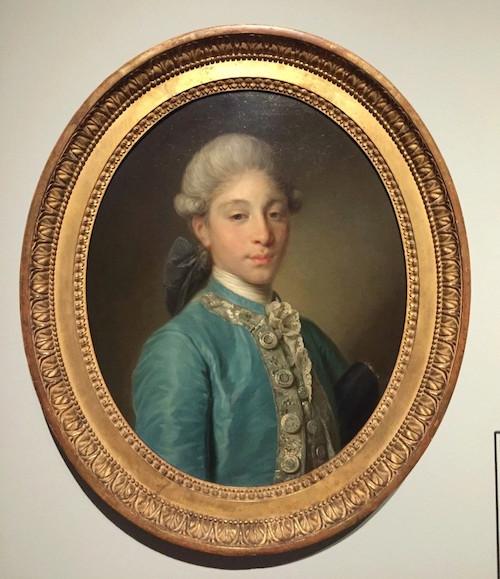 La peinture et le mobilier XVIIIème au Rijskmuseum d'Amsterdam 12410