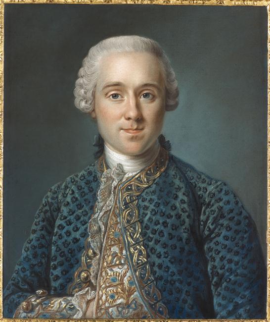 Le peintre Joseph Ducreux 14-56810