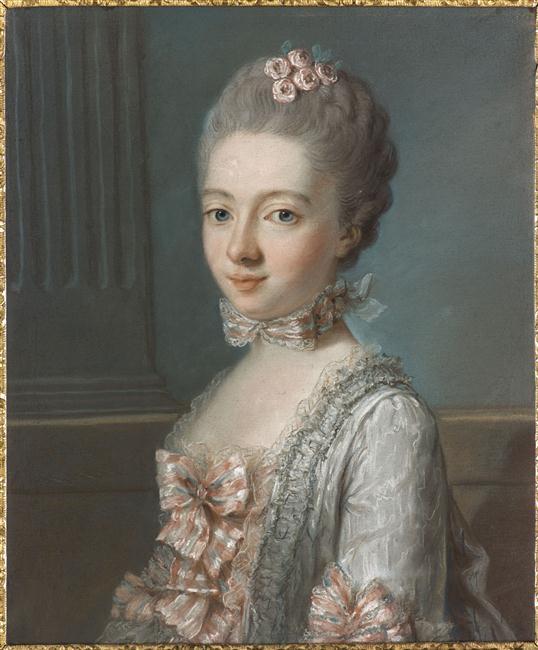 Le peintre Joseph Ducreux 14-56811