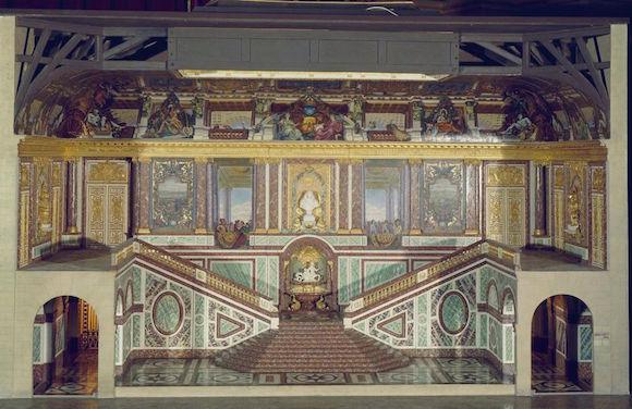 EXPOSITION - Exposition : Visiteurs de Versailles 1682-1789 14545110