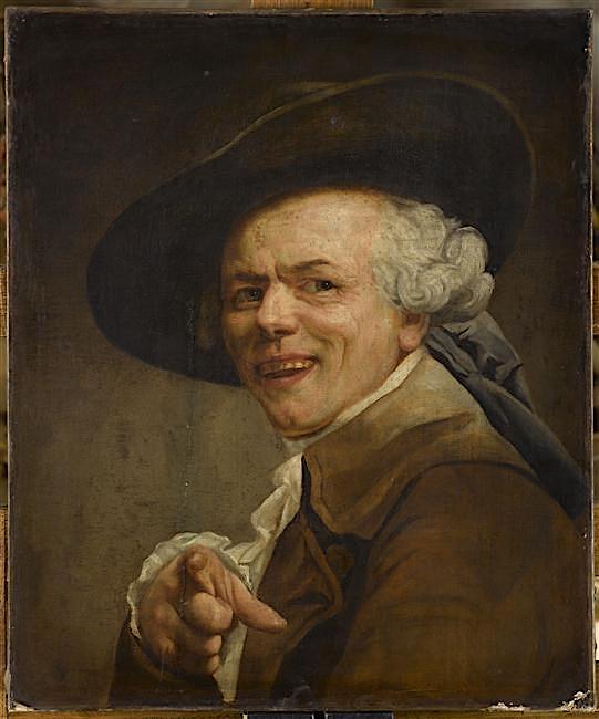 Le peintre Joseph Ducreux 15-50915
