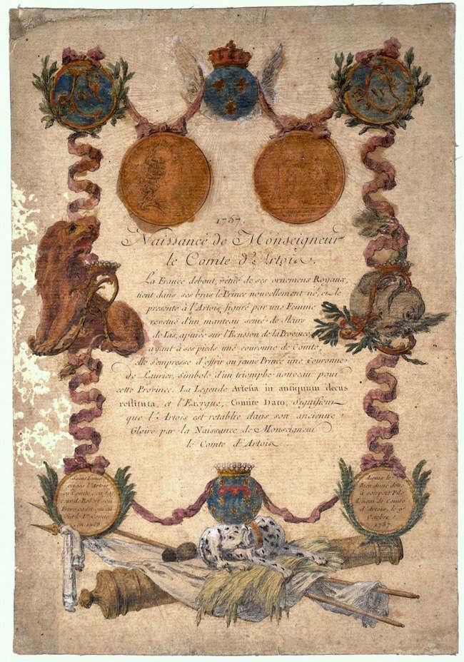 Le comte Charles-Philippe d'Artois, futur Charles X - Page 4 15239610