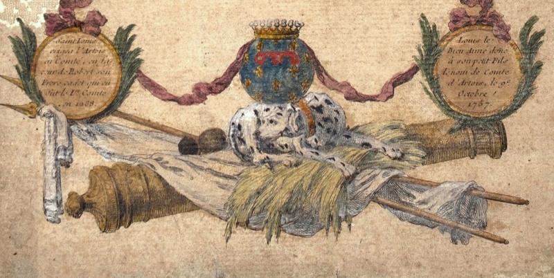 Le comte Charles-Philippe d'Artois, futur Charles X - Page 4 15239611