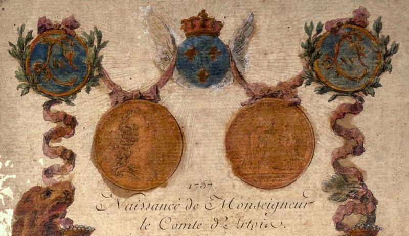 Le comte Charles-Philippe d'Artois, futur Charles X - Page 4 15239612