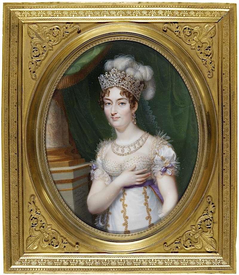 Portraits de Madame Royale, duchesse d'Angoulême - Page 5 158l1810
