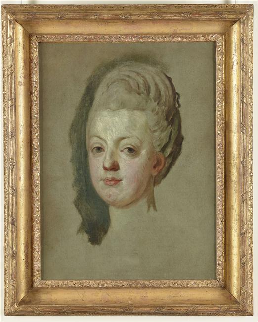 Portraits de Marie-Antoinette par Joseph-Siffred Duplessis 16-53611