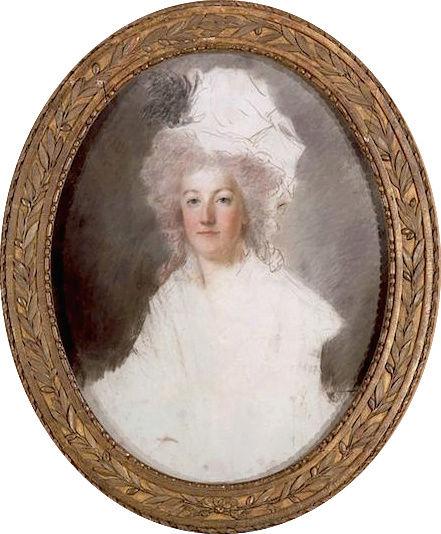 La duchesse Louise-Elisabeth de Tourzel 16031310