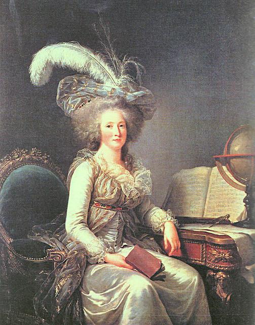 Madame Élisabeth, sœur  de Louis XVI - Page 7 1788_m10