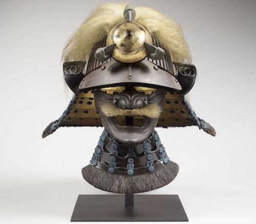 Daimyos, les seigneurs de la guerre au Japon - Exposition au Musée Guimet 2-ma-110