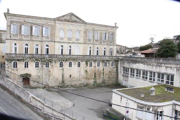 Polignac - L'Hôtel de Polignac (Condom, Gers) 20170310
