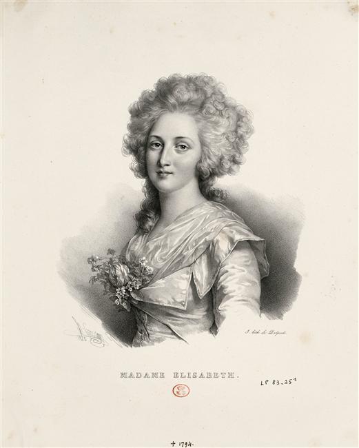 Madame Élisabeth, sœur  de Louis XVI - Page 7 3041010