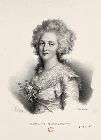 Madame Élisabeth, sœur  de Louis XVI - Page 7 30410110