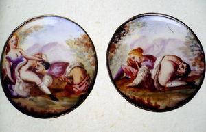 Les boutons, accessoires de mode au XVIIIe siècle - Page 2 31170010
