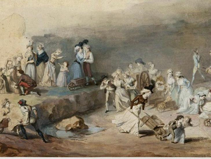 fédération - La Fête de la Fédération (14 juillet 1790)  319
