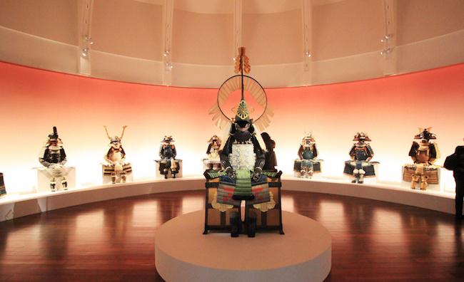 Daimyos, les seigneurs de la guerre au Japon - Exposition au Musée Guimet 33464010