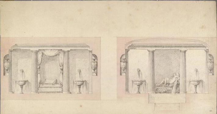 Le sculpteur Claude Michel, dit Clodion  (  1738 - 1814 ) 4511810