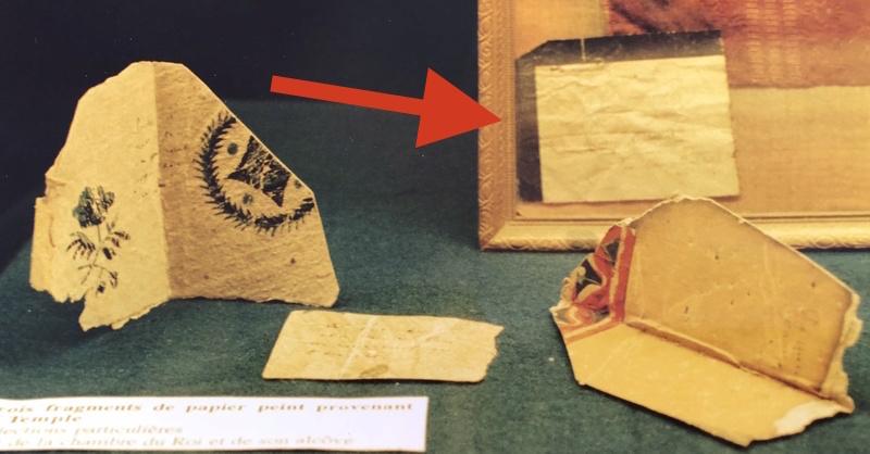 Les papiers peints de la prison du Temple - Page 2 512e2d10