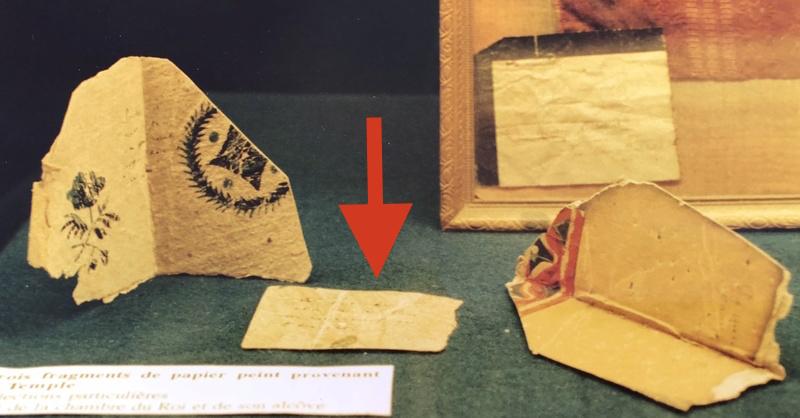 Les papiers peints de la prison du Temple - Page 2 512e2d11