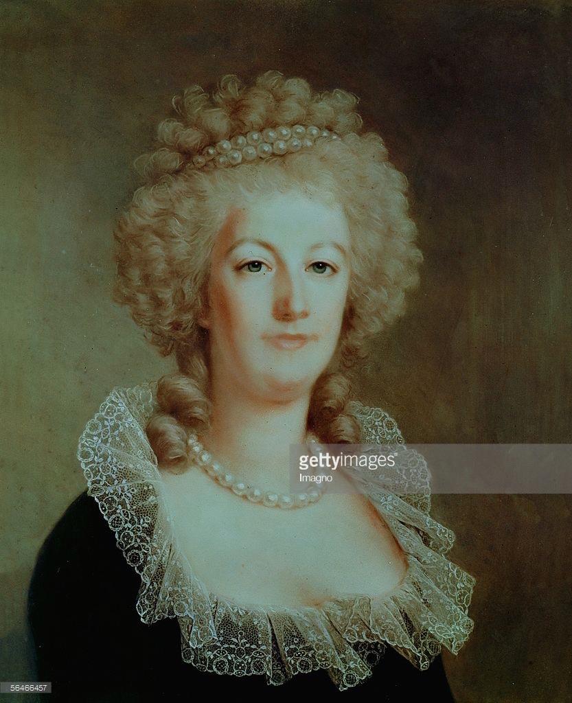 Autres portraits de Marie-Antoinette par Kucharsky 56466411