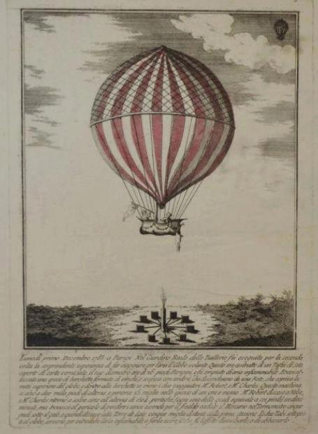 La conquête de l'espace au XVIIIe siècle, les premiers ballons et montgolfières !  - Page 7 612