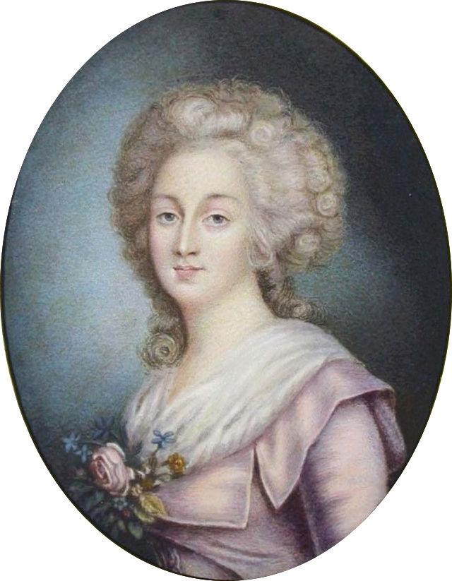 Madame Élisabeth, sœur  de Louis XVI - Page 7 618b6210