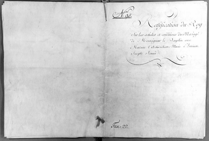 Le mariage de Louis XVI et Marie-Antoinette  - Page 9 80254912