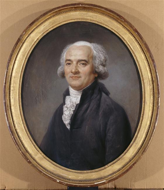 Le peintre Joseph Ducreux 96-02110