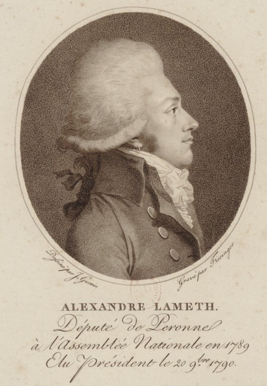 Boucles d'oreilles pour les hommes au XVIIIe siècle - Page 2 A_lame11