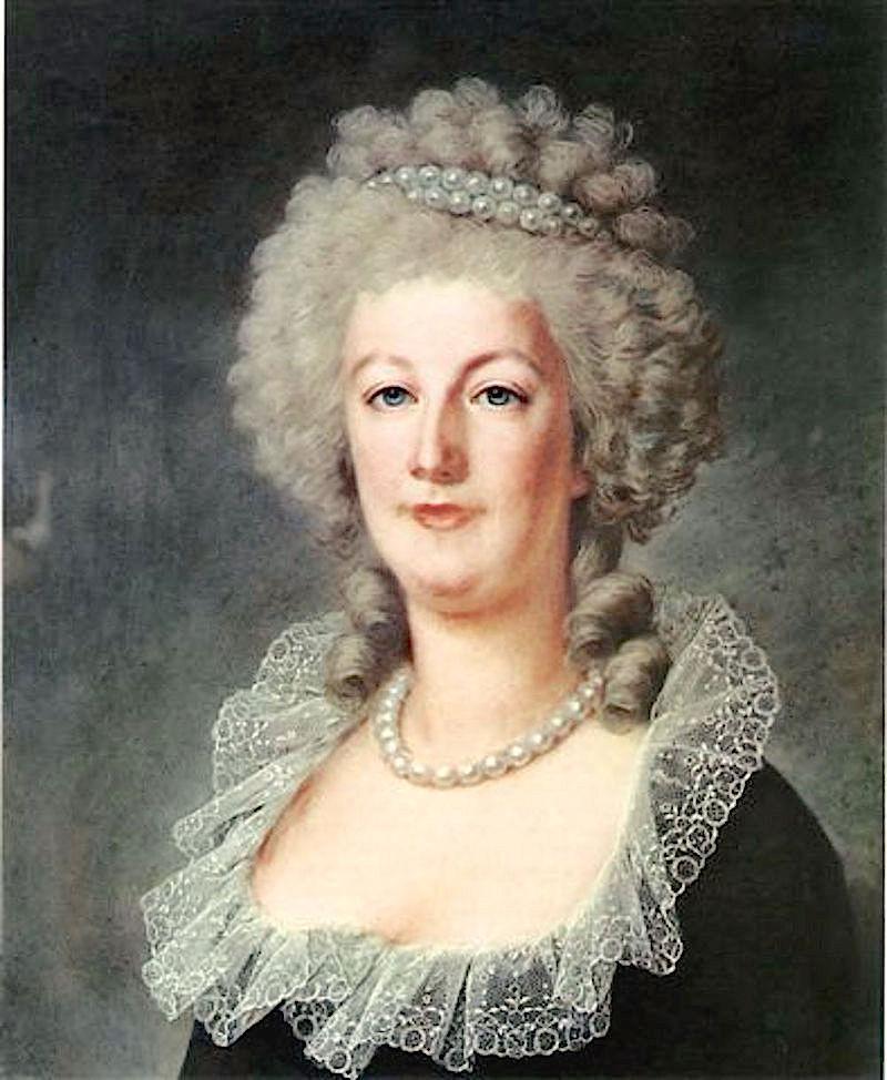 Autres portraits de Marie-Antoinette par Kucharsky Alexan14