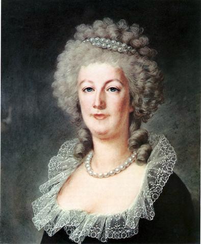 Autres portraits de Marie-Antoinette par Kucharsky Alexan15