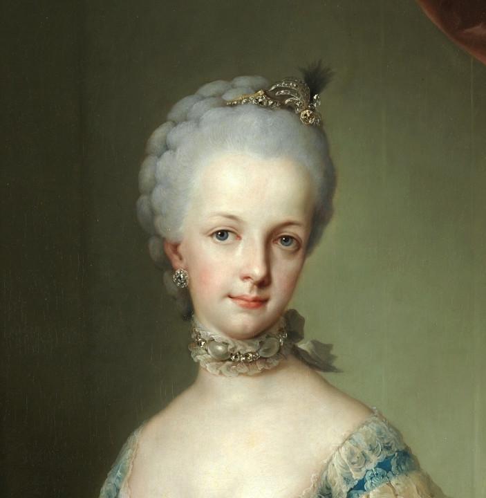 Portraits de l'archiduchesse Marie-Josèphe Archid10