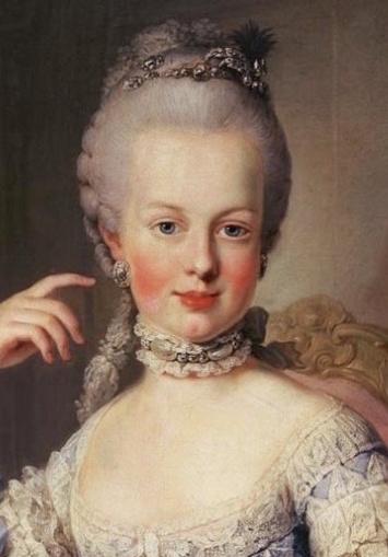 Portraits de l'archiduchesse Marie-Josèphe Archid16