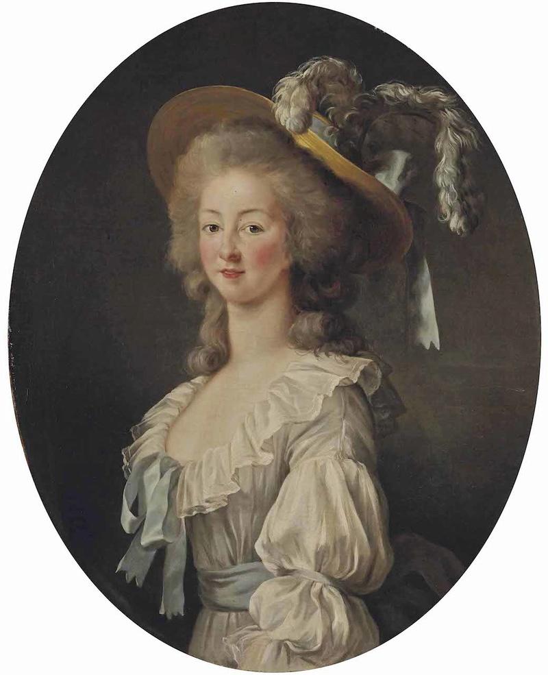 Portraits de la princesse de Lamballe - Page 10 Atelie10
