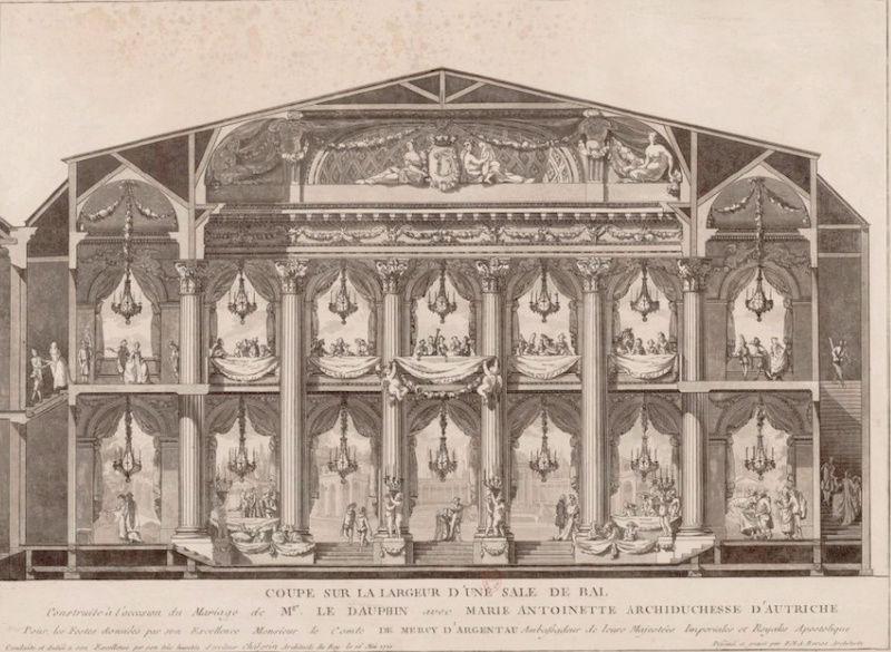 Le mariage de Louis XVI et Marie-Antoinette  - Page 11 Bal_ma10
