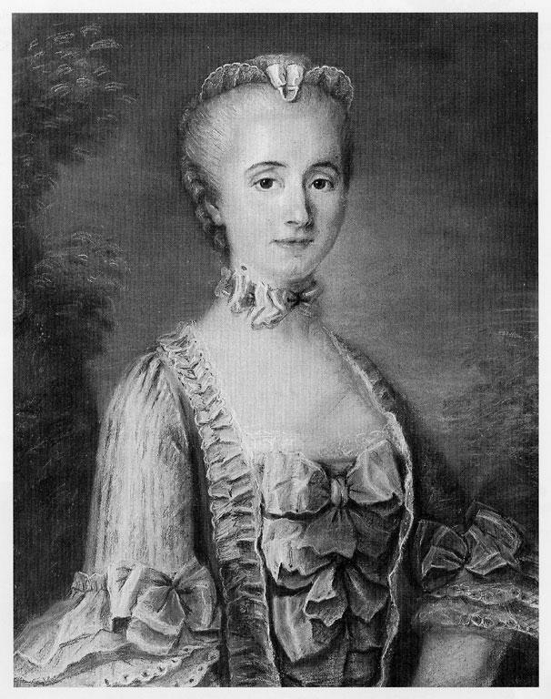 La duchesse Louise-Elisabeth de Tourzel Bcl2810
