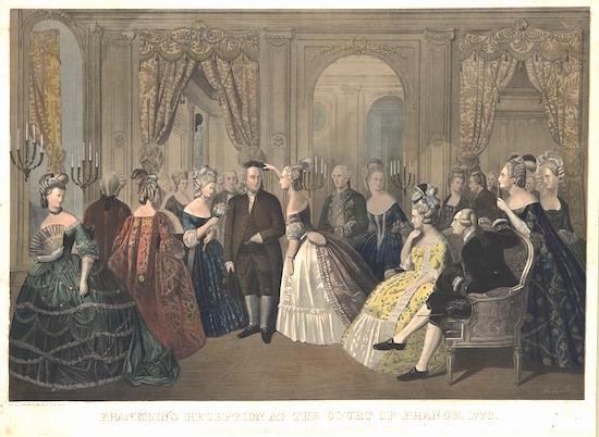 EXPOSITION - Exposition : Visiteurs de Versailles 1682-1789 Benjam10