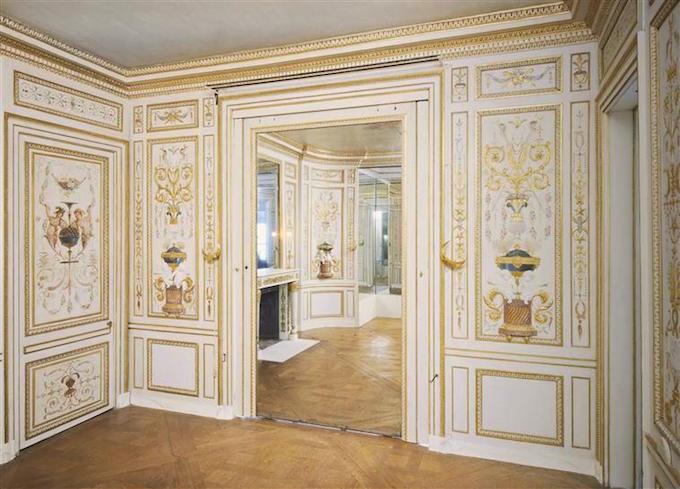 Le boudoir turc de Marie-Antoinette à Fontainebleau - Page 4 Boudoi10