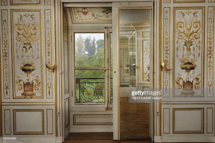 Le boudoir turc de Marie-Antoinette à Fontainebleau - Page 4 Boudoi12