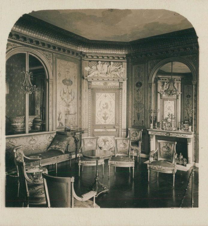 Le boudoir d'argent de Marie-Antoinette au château de Fontainebleau  - Page 2 Boudoi15