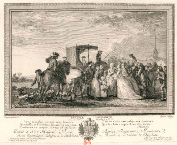 Les bienfaisances de Marie-Antoinette Captu104